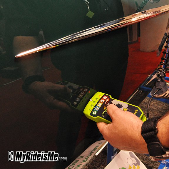 sema 2010, new tools at SEMA, car restoration tools, buying a restored car