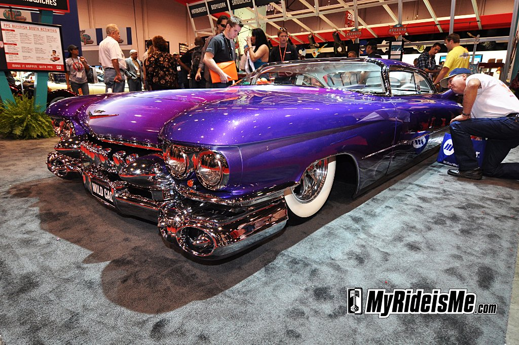 SEMA show, SEMA Las Vegas, 1959 Cadillac Custom, Custom Cars