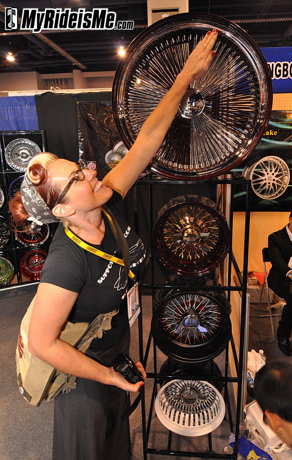 custom car rims, SEMA show 2010, lowrider wheels, lowrider rims
