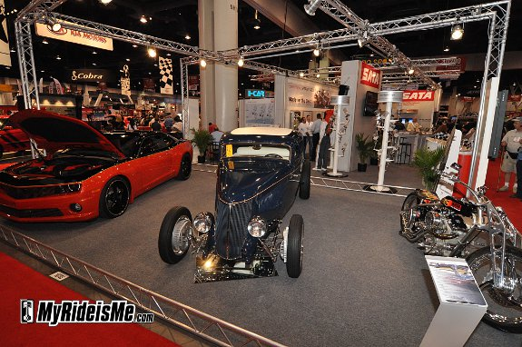 hot rods, custom cars, SEMA 2010 car show, sema las vegas