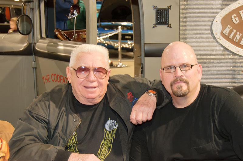 Bubba Harmon and Norm Grabowski