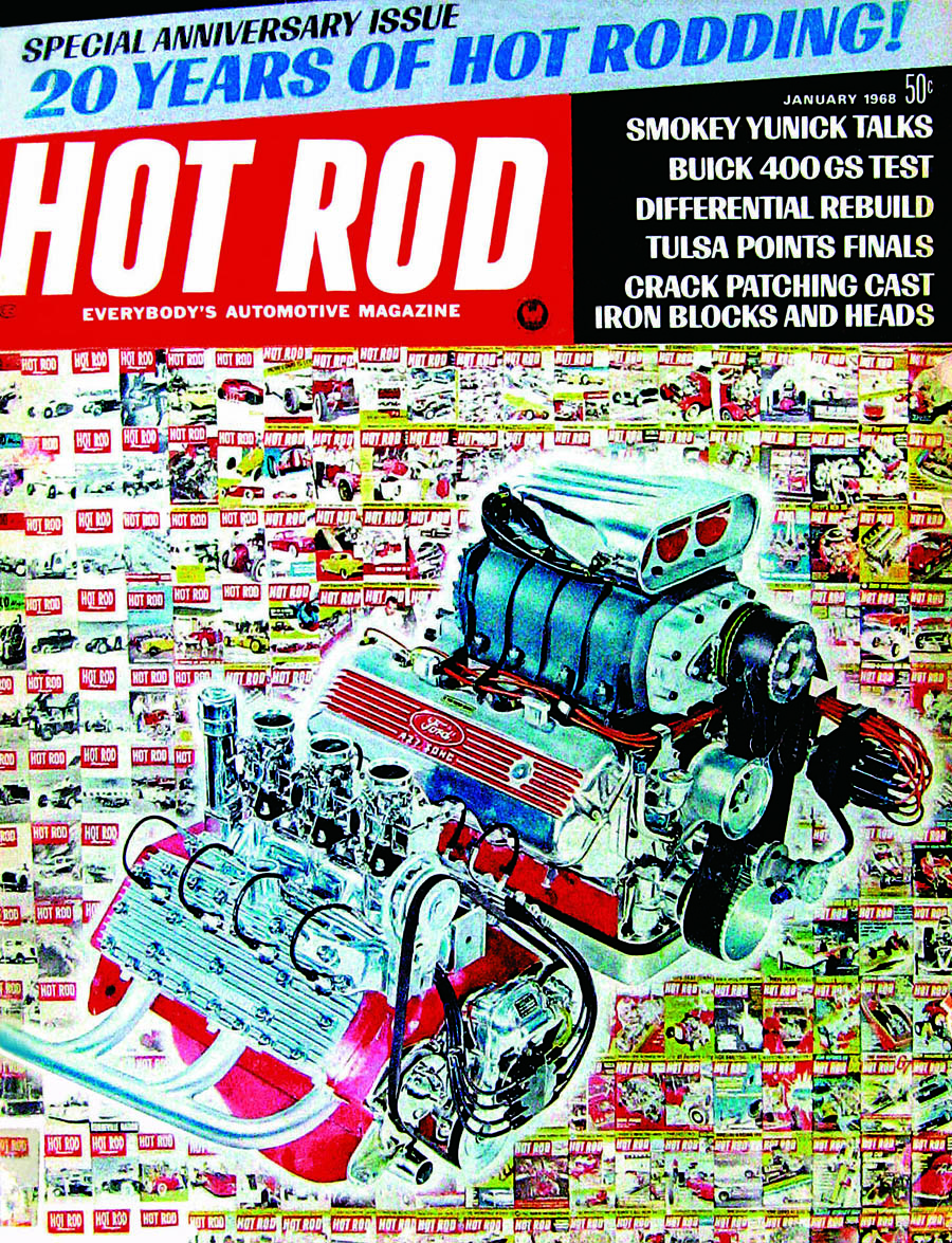 Hot Rod, Hot Rod Magazines, Hot Rod Engines