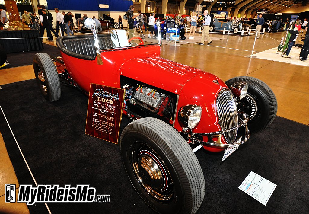 1951 AMBR winner, AMBR Award, AMBR rules, AMBR Judging, 1923 Ford Roadster