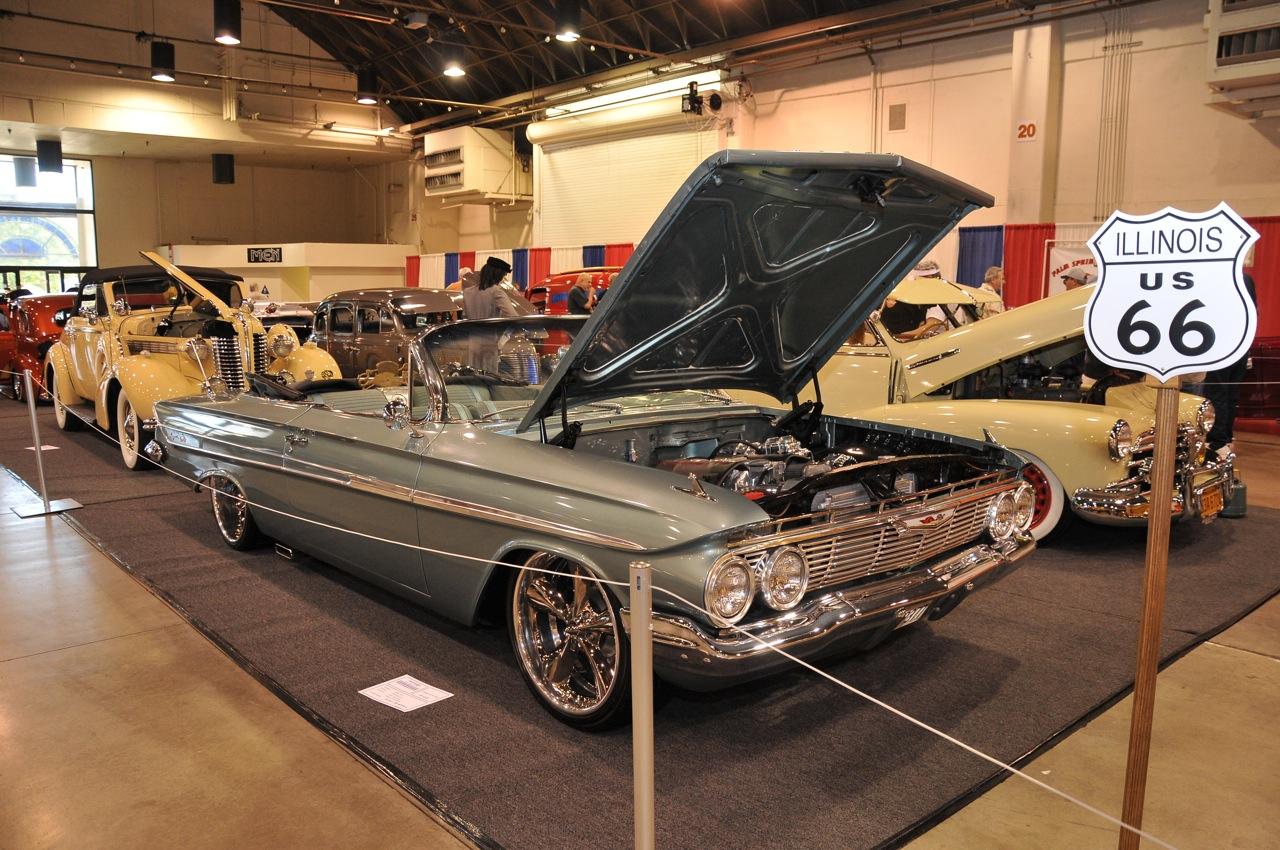 1961 Chevy Impala, LS2 Impala, lowrider