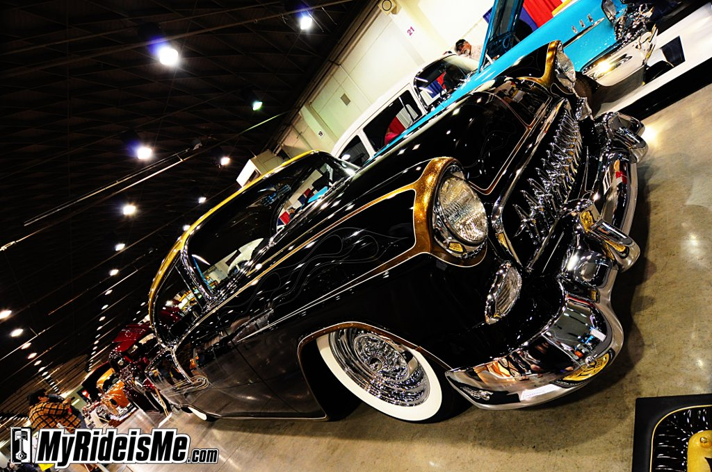 2011 Grand National Roadster Show, 1955 Chevy Custom, 55 Chevy Bel Air, Austin Speed Shop
