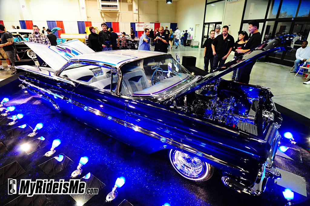 2011 Grand National Roadster Show, 1959 Impala Lowrider, custom lowrider