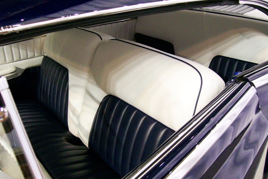 Custom Car Upholstery Interiors Restoration