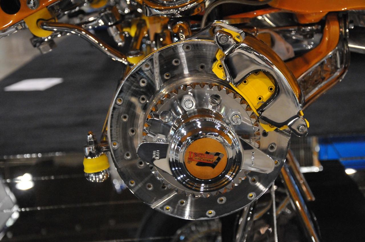 Lowrider rotor, chromed rotor, lowrider
