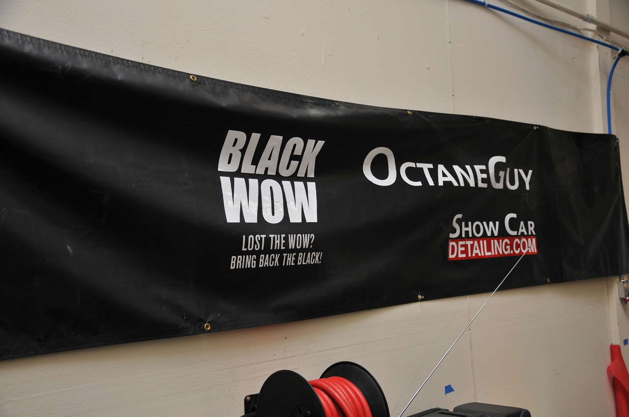 Octaneguy, Blackwow, showcardetailing