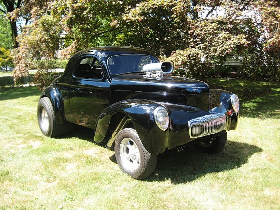 1941 Willys, 41 willys, willys hot rod, willys gasser, 1941 willys gasser style