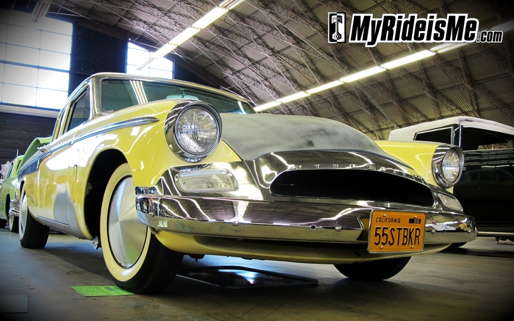 1955 Studebaker Coupe,GNRS 2011, Suede Palace, Grand National Roadster Show,, rat rods, rat rod pictures