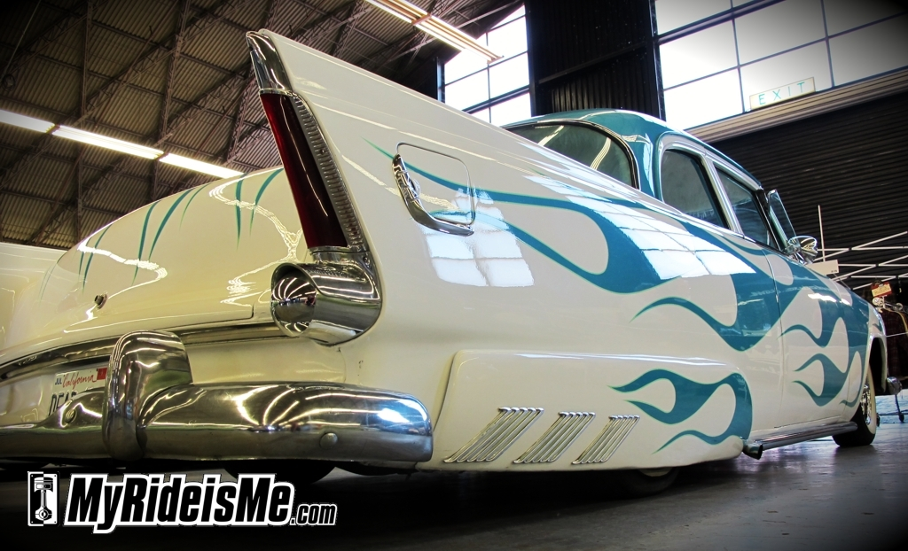 1956 Plymouth Belvedere, Suede Palace at GNRS, 2011 GNRS, rat rods, rat rod pictures