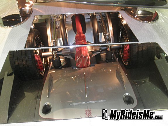 2011 Ridler Award winner, 2011 ridler award, 2011 detroit autorama, quick change axle
