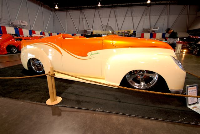2011 Sacramento Autorama, Impreesion, Pacific Coast Customs,Builder of the Year, kustoms and hot rods