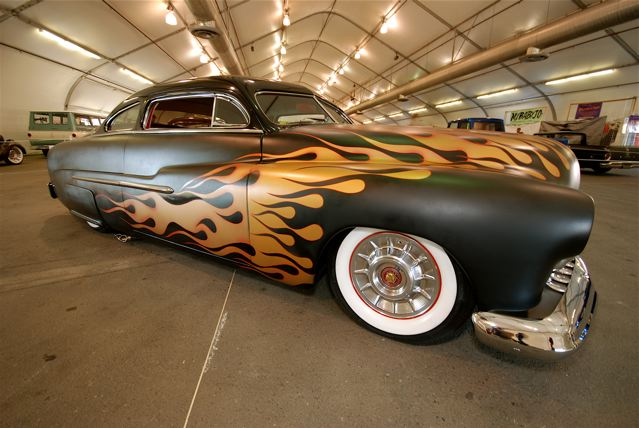 2011 Sacramento Autorama, Custom Cars, custom car pictures, flat paint custom cars