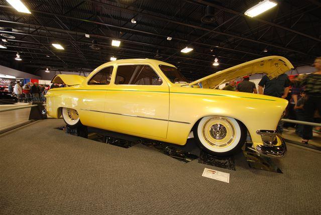 2011 Sacramento Autorama, Custom Cars, hot rods, kustom cars
