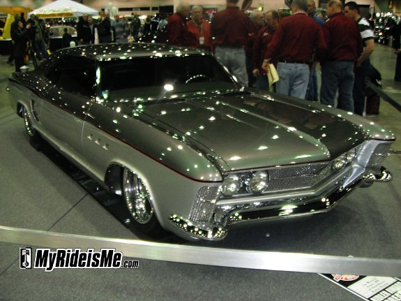 2011 Detroit Autorama, 2011 world of wheels, detroit autorama ridler award, hot rods, custom cars, custom car show, 1963 Buick Riviera