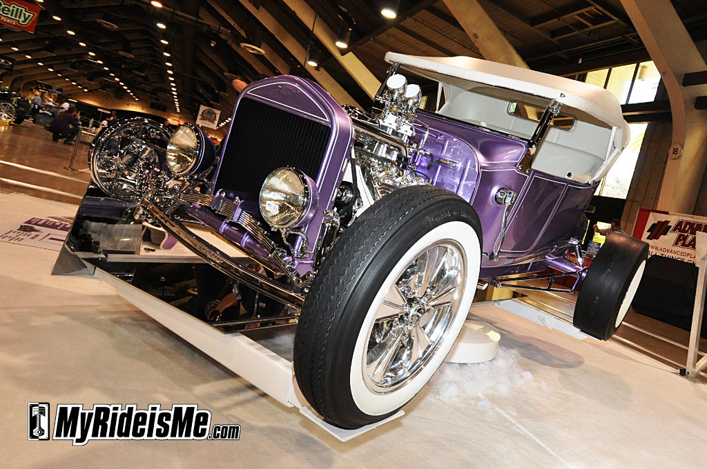 1923 Ford Hot Rod, hot rod T-bucket, 2011 AMBR contender