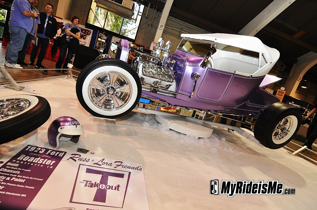 Hot Rod,Hot Rod T, T-Bucket, 2011 Grand National Roadster Show