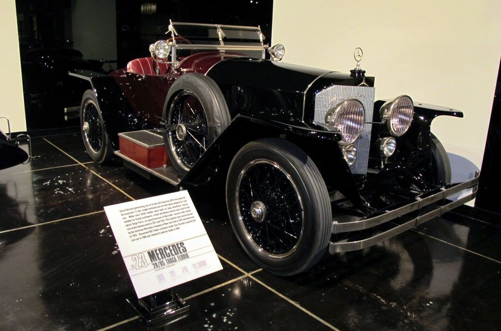 1923 Mercedes Supercar, early mercedes, Petersen Automotive Museum, Petersen car museum,super cars, Super car pics, supercar pics, super car pictures, supercar pictures,