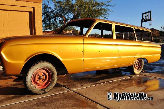 1963 Ford Falcon Wagon, ford falcon station wagon,Ford Falcon Wagon, custom paint