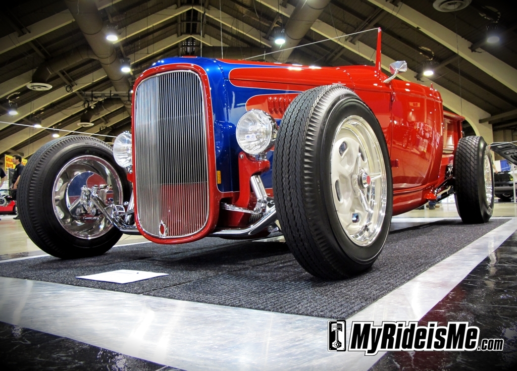 AMBR Contender 2011 Pickup, grand national roadster show, america's most beautiful roadster