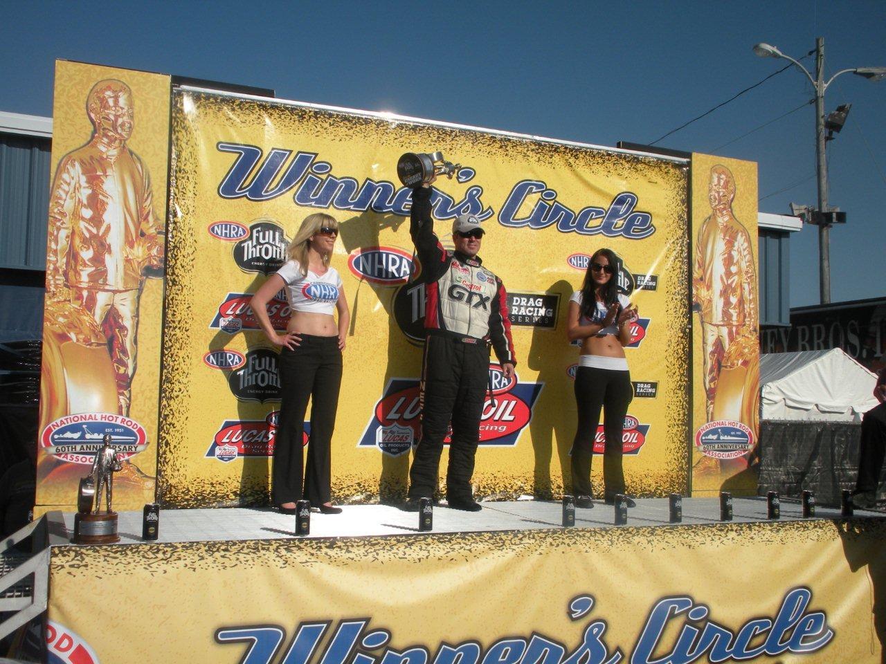 Mike Neff, John Force Racing, NHRA Funny Car, NHRA Gatornationals