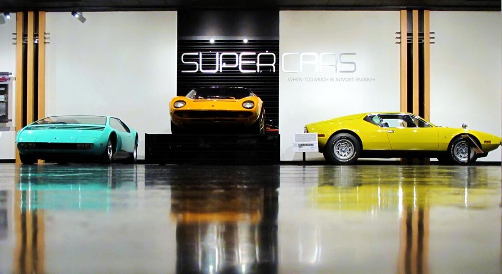 Supercars at Petersen Museum, super cars, Super car pics, supercar pics, super car pictures, supercar pictures, pantera, manta, lambourghini
