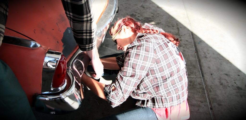 Viva Las Vegas 2011, VLV, Gasoline Girls, roadtrip