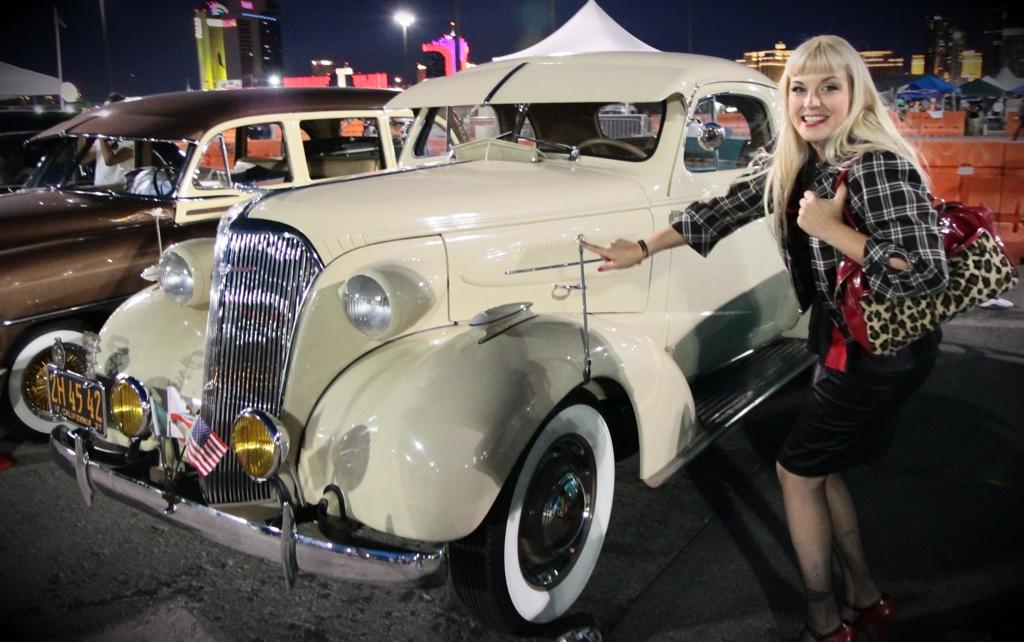 Viva Las Vegas Car Show Myrideisme Com