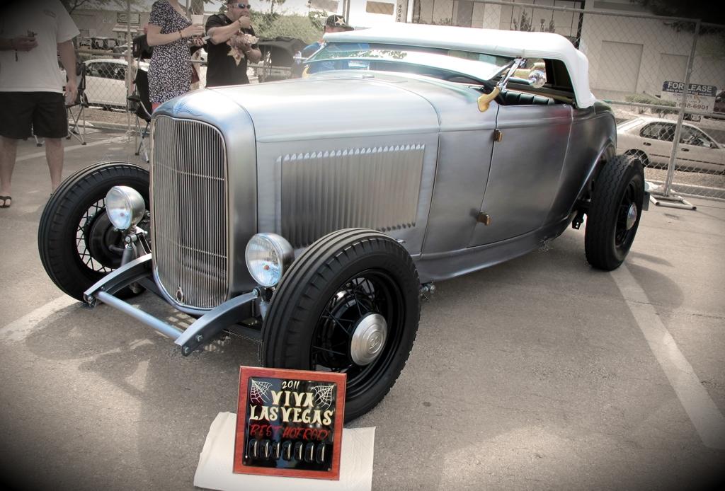 Viva Las Vegas 2011, Viva Car Show, VLV 14, 1949 Buick, best of show
