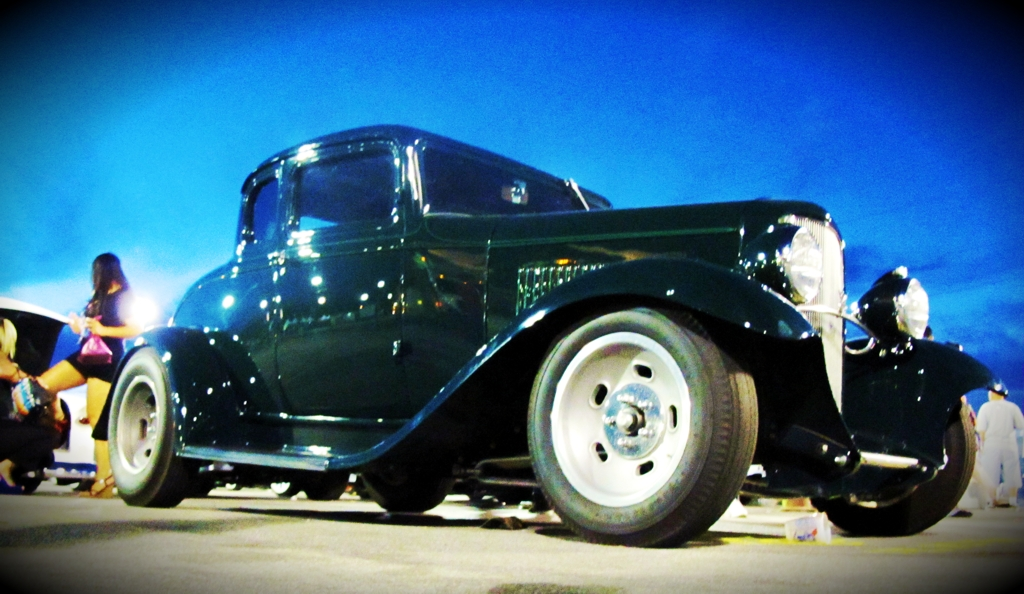 Viva Las Vegas 2011, Viva Car Show, VLV 14
