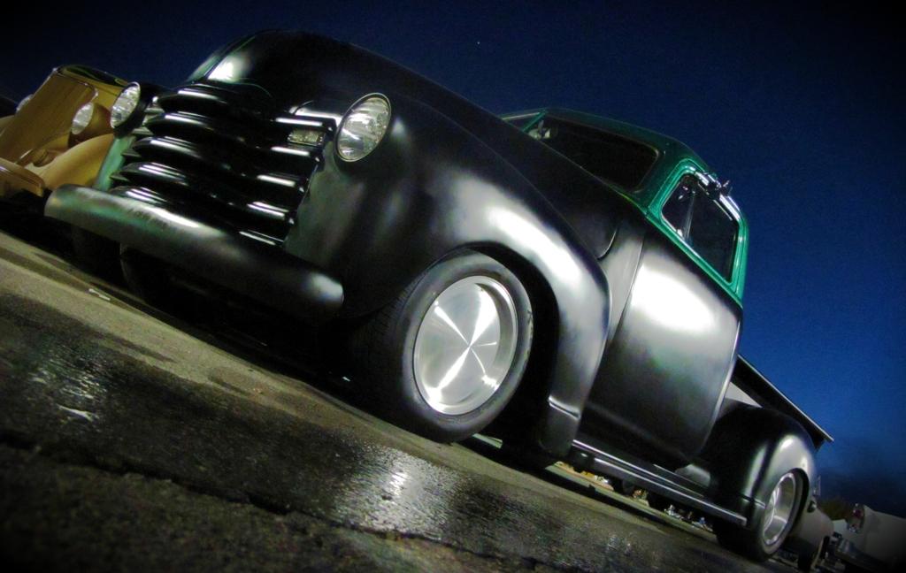 Viva Las Vegas 2011, Viva Car Show, VLV 14, chevy pickup