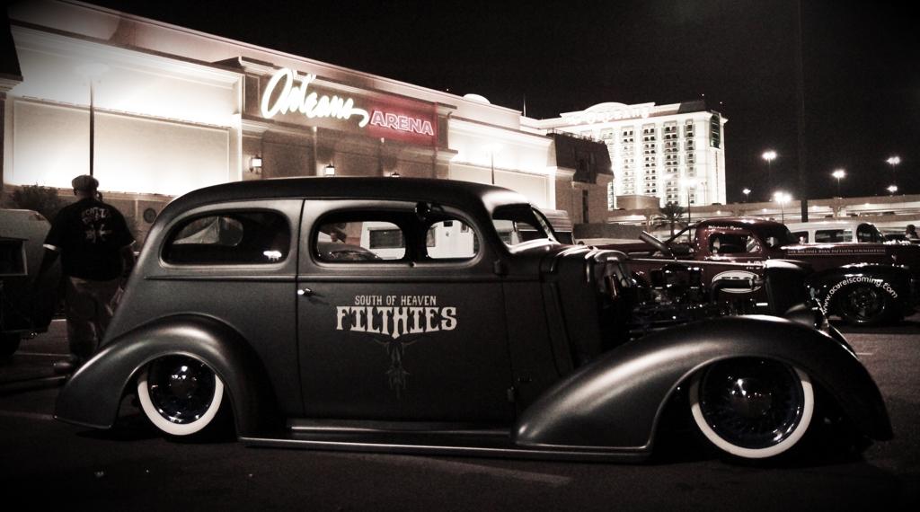 Viva Las Vegas 2011 Car Show