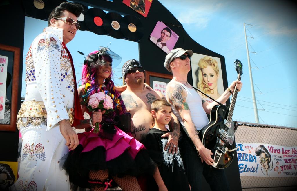 Viva Las Vegas 2011, Viva Car Show, VLV 14, vegas wedding