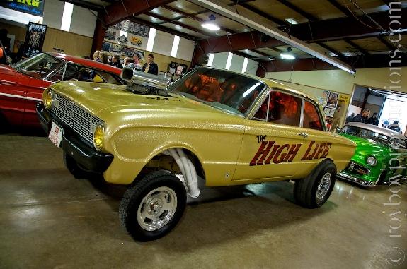 Ford Falcon Gasser, falcon straight axle gasser