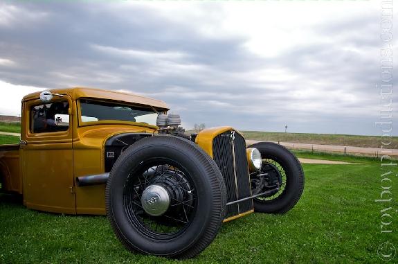 Vintage Torque Fest Hot Rod, Hot Rod pickup