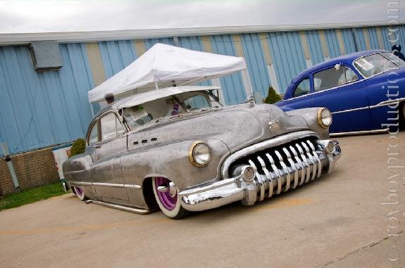 1950 buick custom,buick custom car show