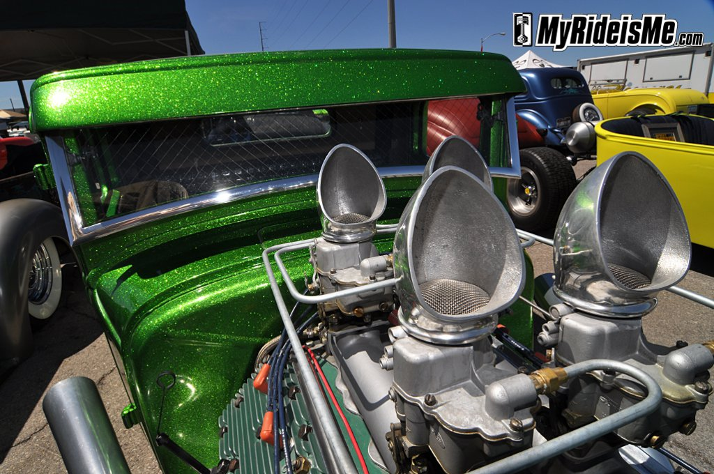 More Pictures From 2011 Viva Las Vegas Car Show - Customs ...