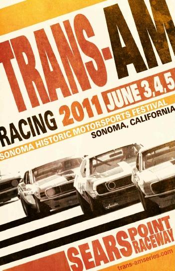 Historic Trans AM, vintage trans am racing,