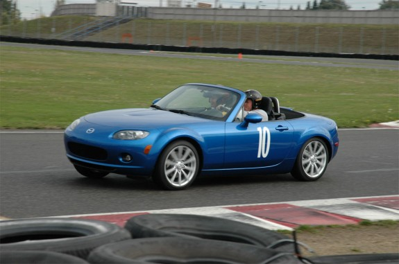 Track Day Miata, track day preparation, track day training