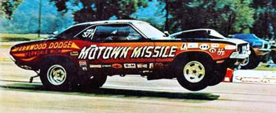 original motown missle, 70 challenger motown missle