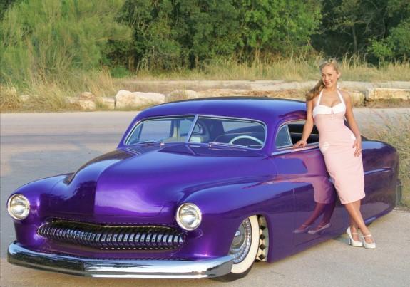 1951 Mercury, 1951 Mercury Custom, Cheyenne Evans