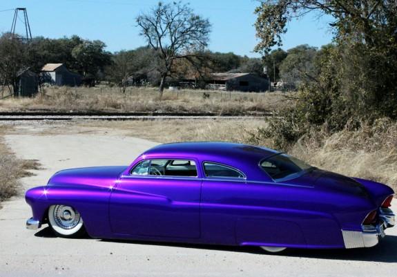 1951 Mercury Custom, 1951 Mercury Coupe Custom, 51 Mercury