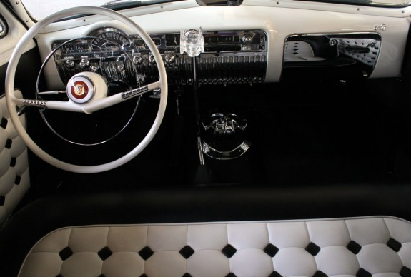 1951 Mercury Interior, 1951 merc, 1951 Mercury Custom Interior