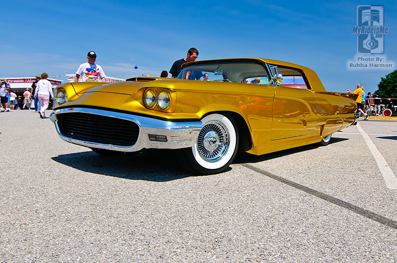 1959 Thunderbird, 1959 tbird, rods and customs, york nsra car show