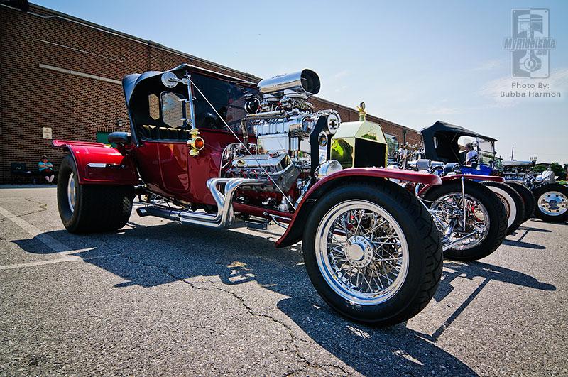 t bucket pics,Cool Hot Rods, model t hot rod, york nsra car show
