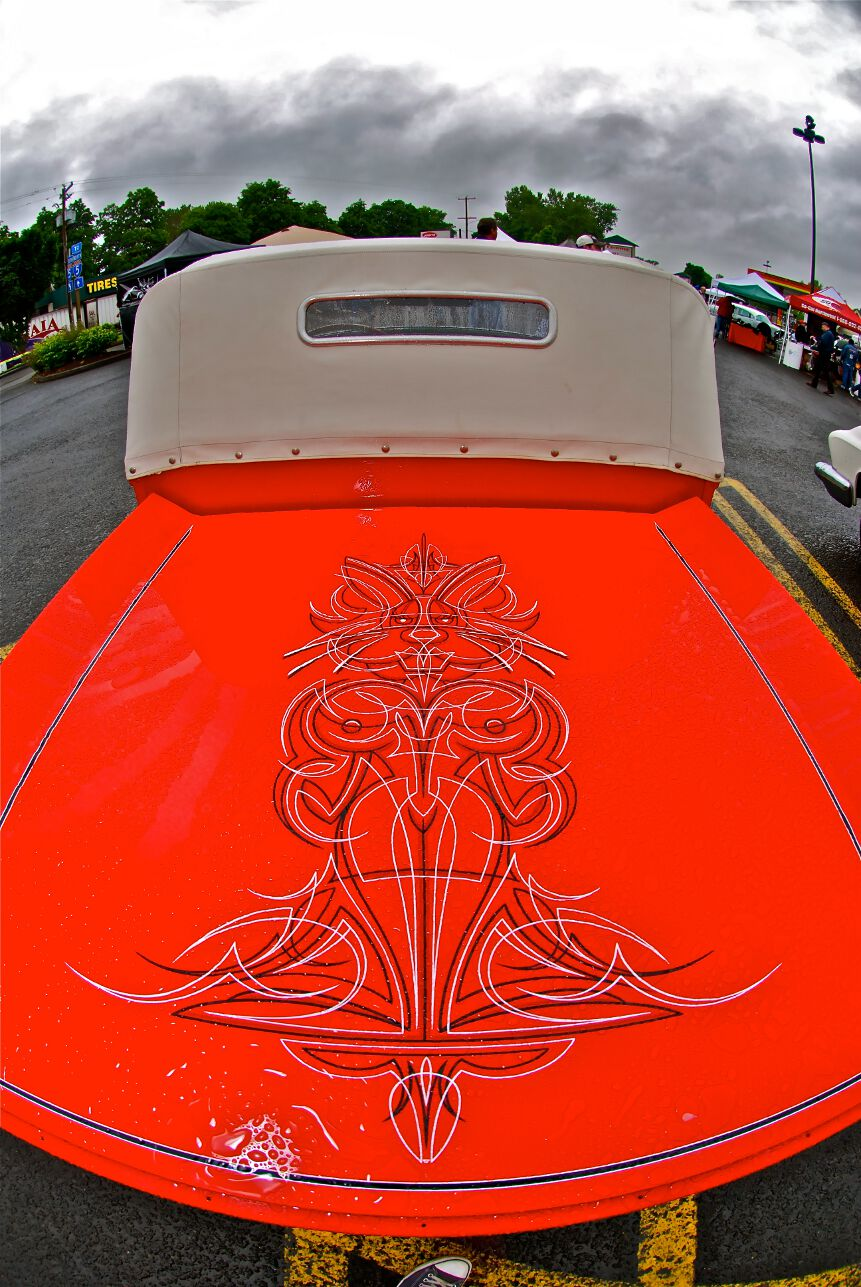 hot rod pinstriping, pinstriping designs, pinstripe pictures