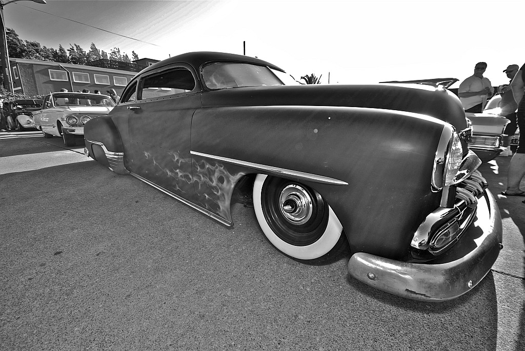 lead sled customs, leadsleds, led sled, chevy lead sled
