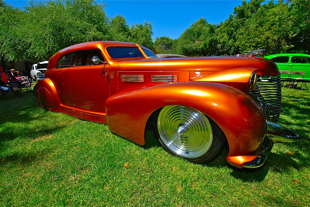cadillac hot rod, custom cadillac, cadillac hot rods